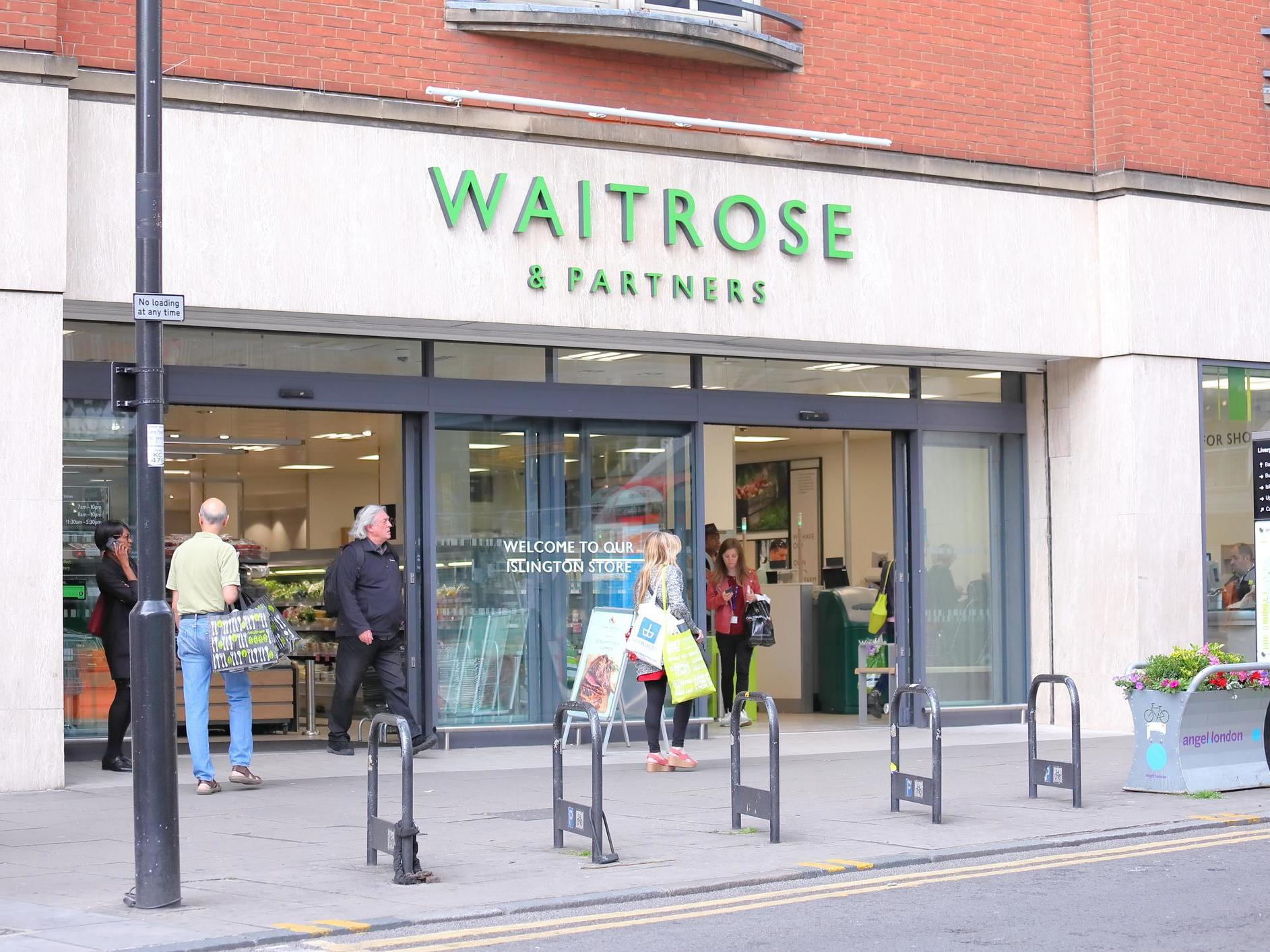 Coronavirus: Waitrose urges couples and families not to shop together to help stop spread of illness
