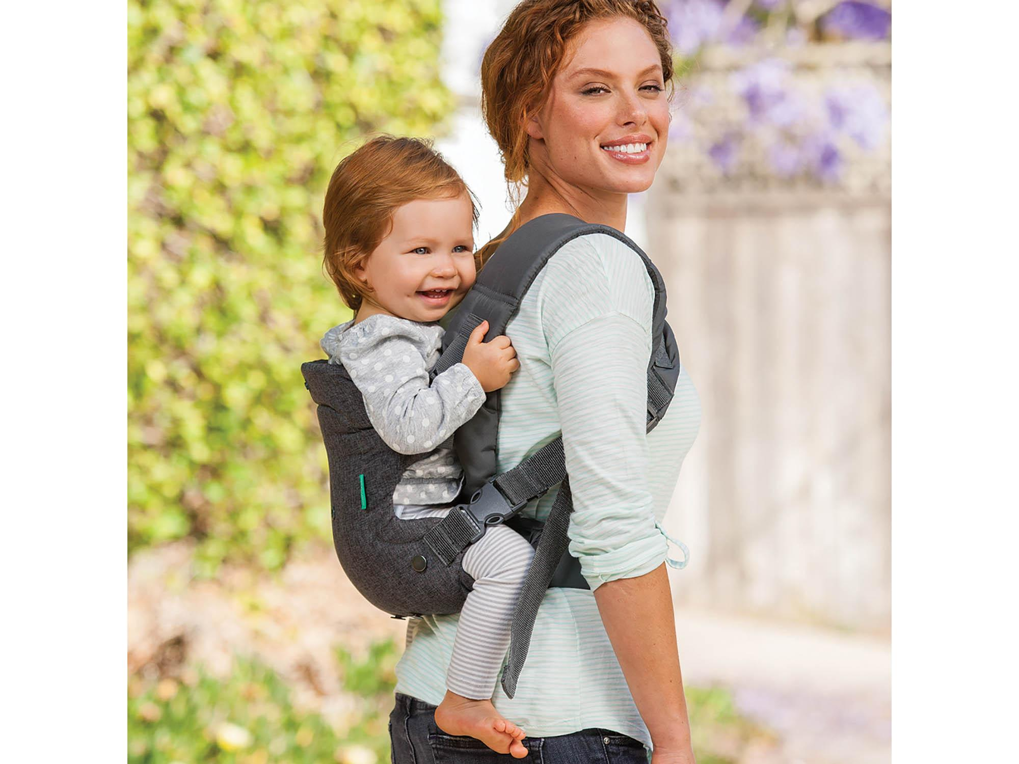 is baby carrier good for baby