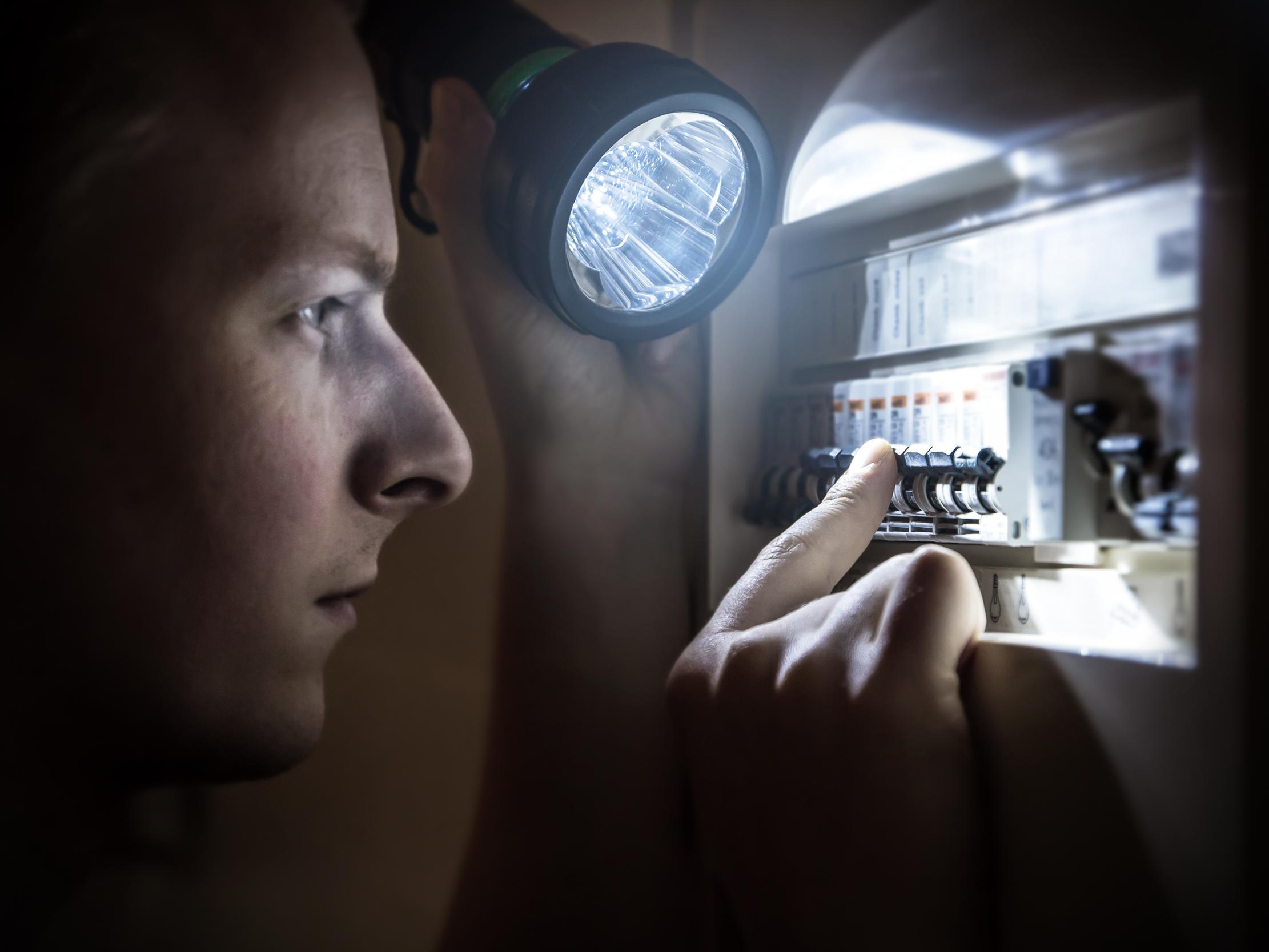British households told to prepare for blackouts as coronavirus lockdown goes on