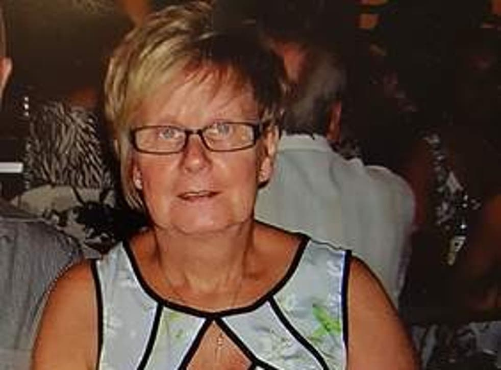 Anthony Williams, who is 69, appeared in court in Cardiff charged with murdering his wife of 44 years Ruth Williams at their home in South Wales