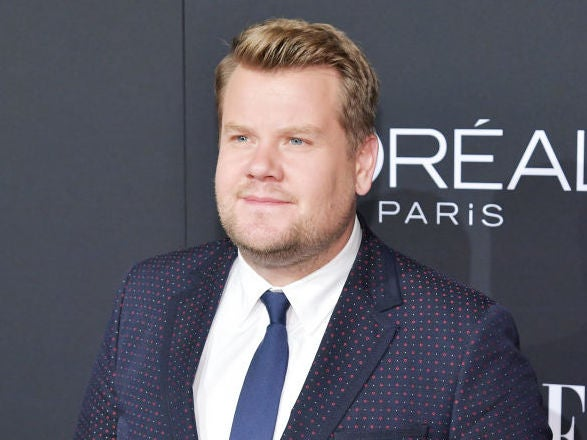 James Corden chokes up as he says he's been 'overwhelmed with sadness' amid coronavirus pandemic