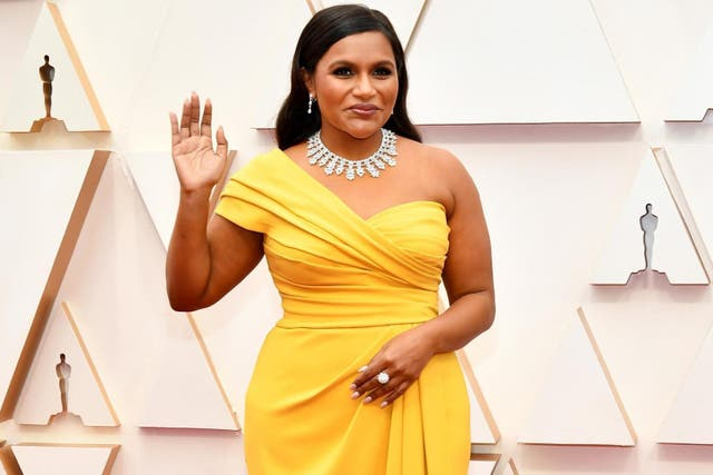 Mindy Kaling sparks backlash with tweet about stories in online recipes (Getty)