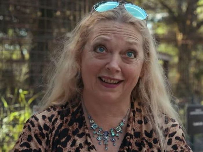 Tiger King: Carole Baskin lacks 'intellectual curiosity