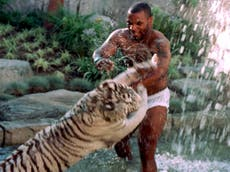 Why Tyson regrets his past as the original 'Tiger King'