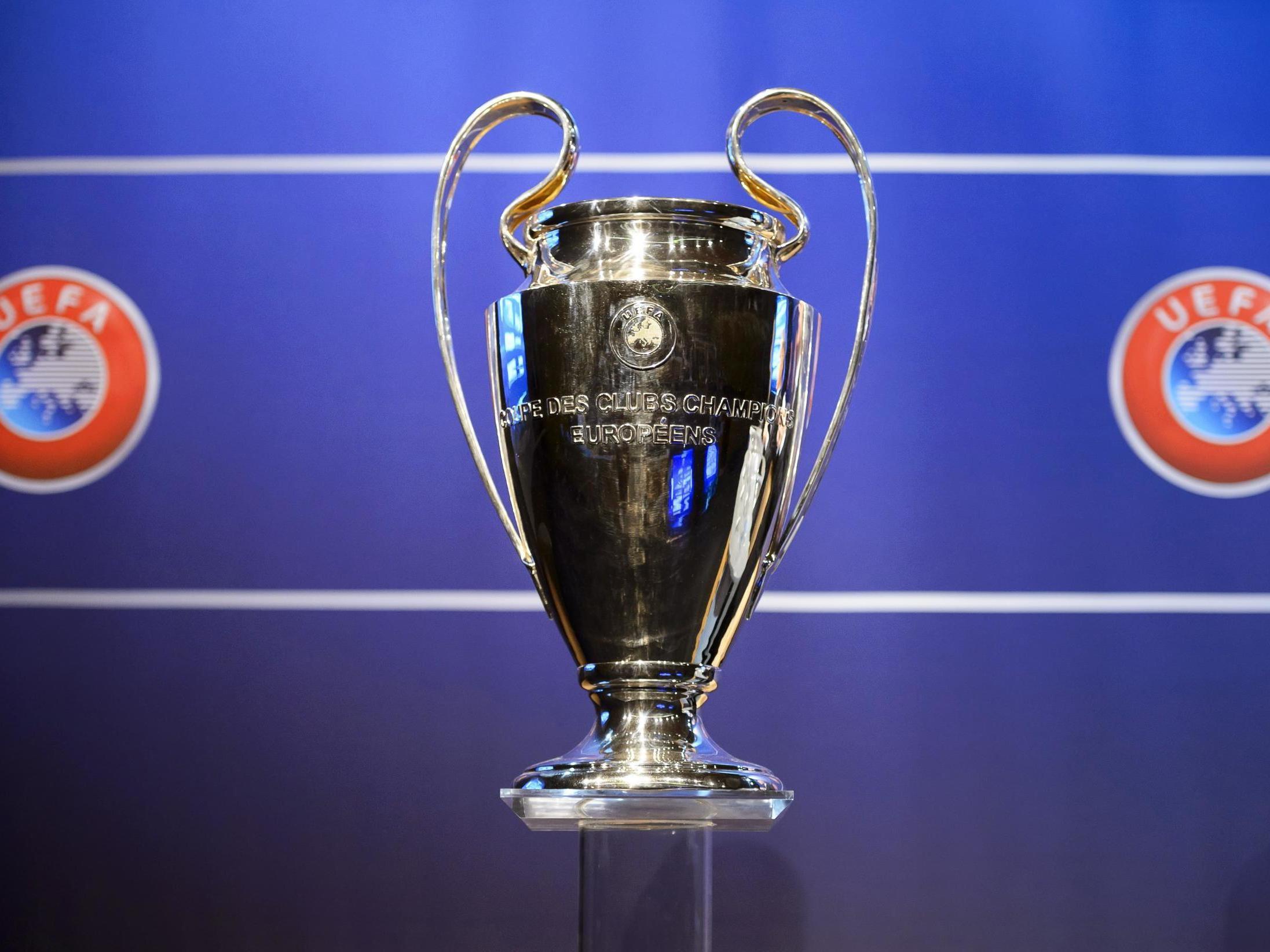 Champions League Pokal Wert