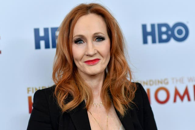 JK Rowling on 11 December 2019 in New York City.