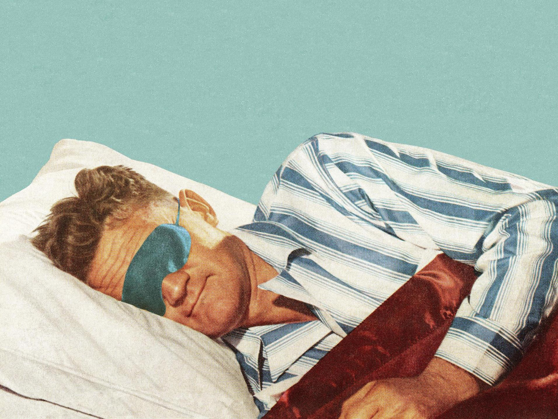 Coronavirus: How to get a better night's sleep if you're feeling anxious during the pandemic thumbnail