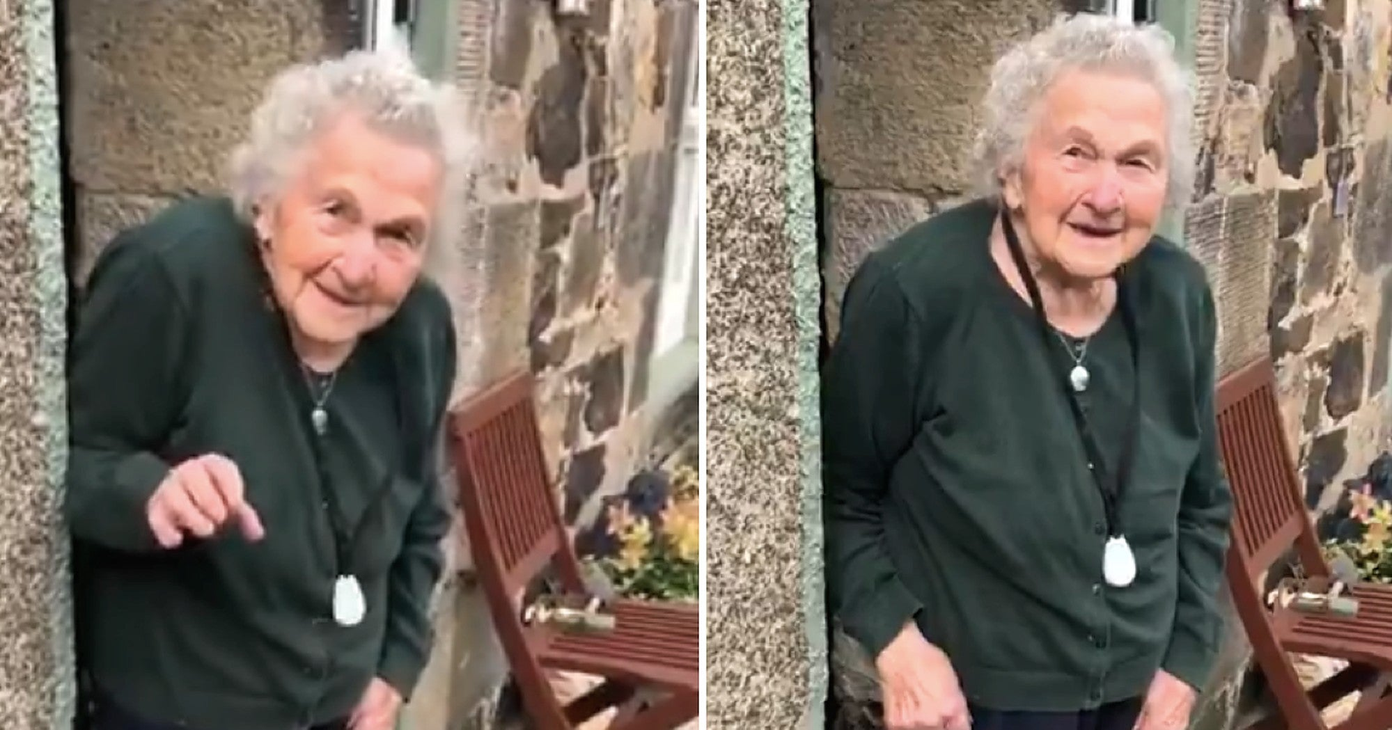 If this 93-year-old Scottish granny's coronavirus advice doesn't melt your heart, nothing will