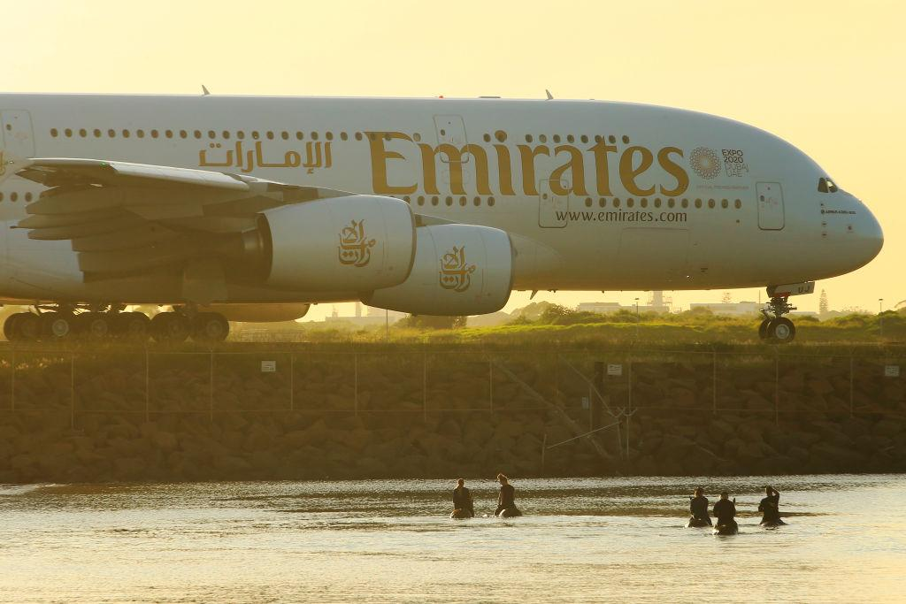 Emirates and Etihad to restart flights from next week