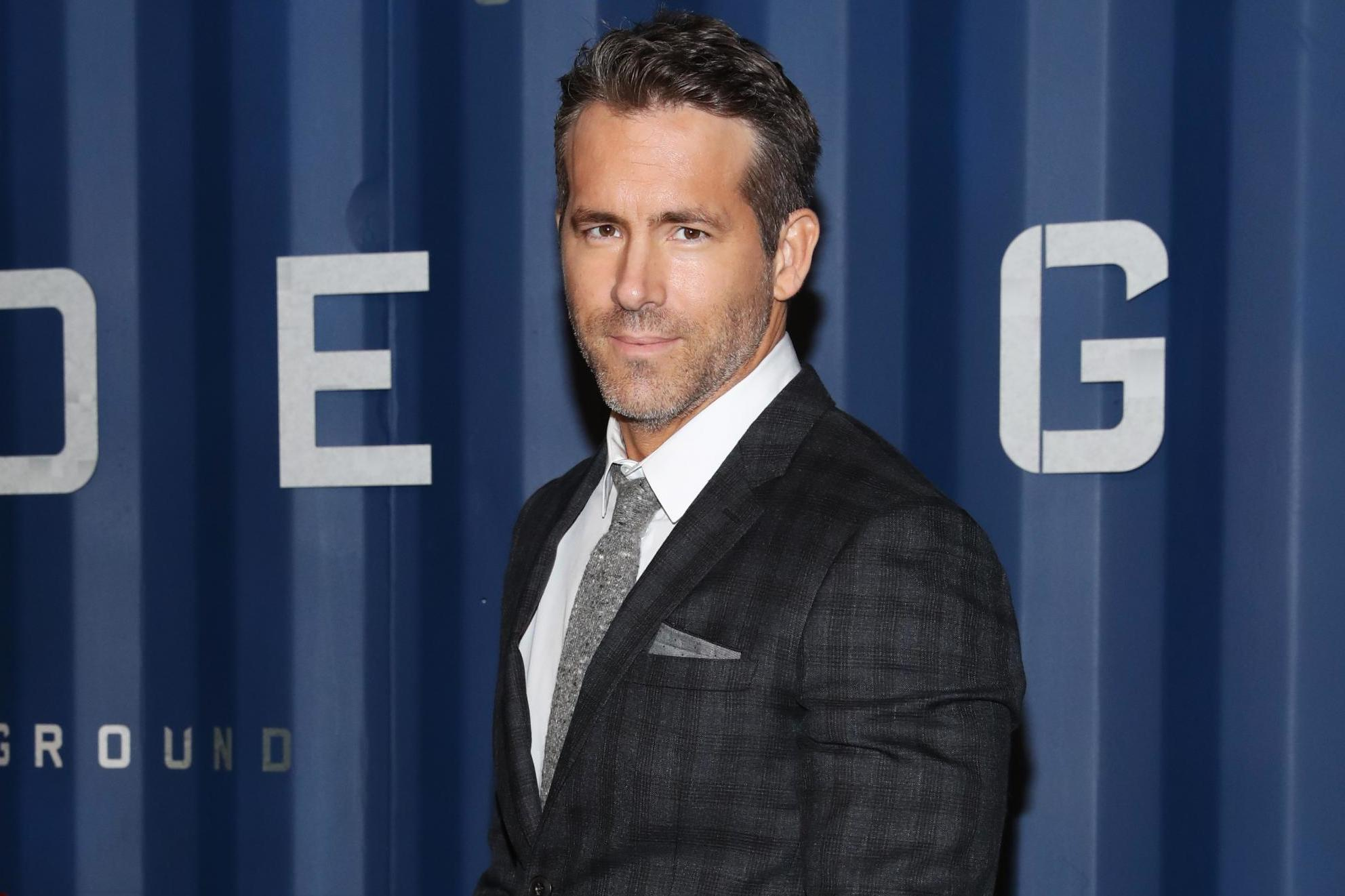 Ryan Reynolds had a truly epic response to being asked if he missed 'masculine company' in quarantine