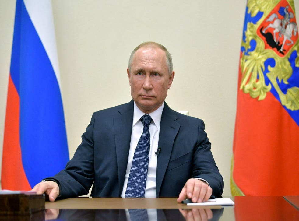 Russia's President Vladimir Putin has not been at the centre of Russia's political scene recently