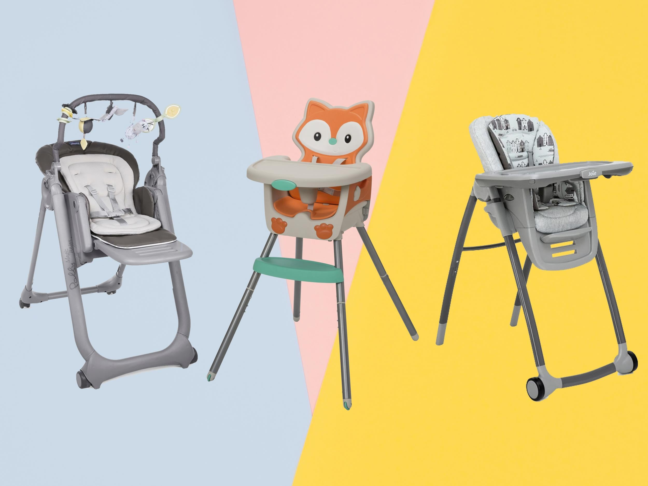 Best high chairs for babies and toddlers 9  The Independent