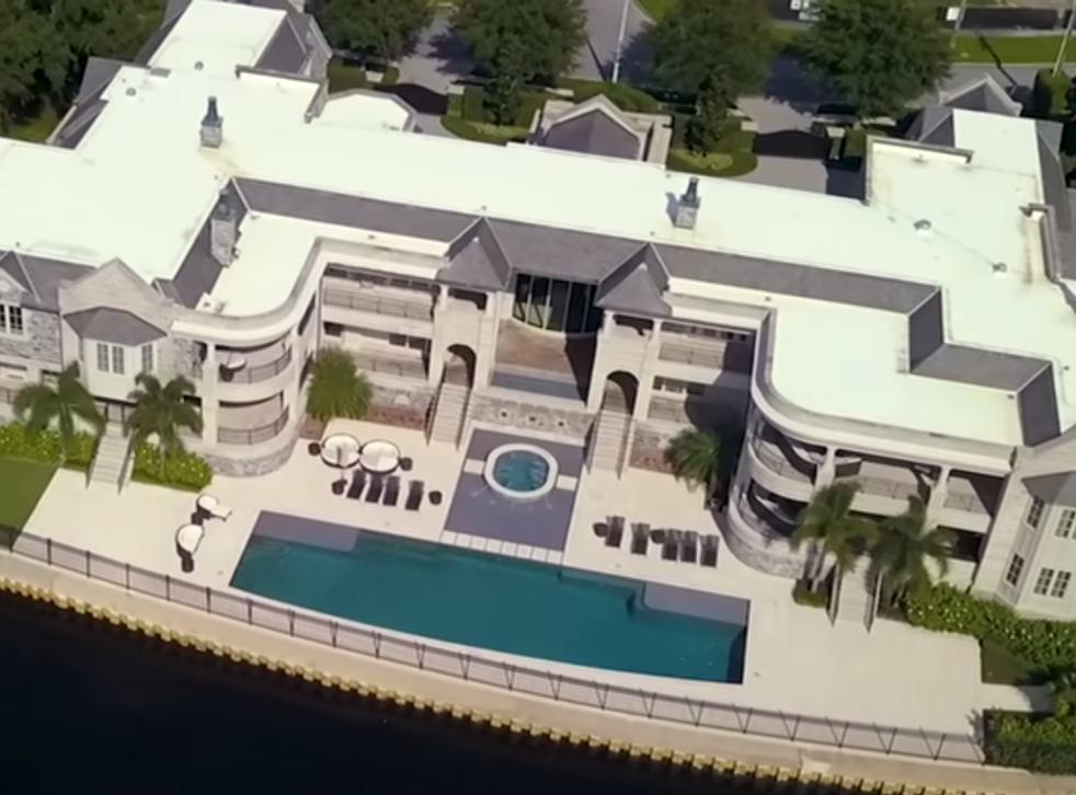 The house Tom Brady is renting from Derek Jeter