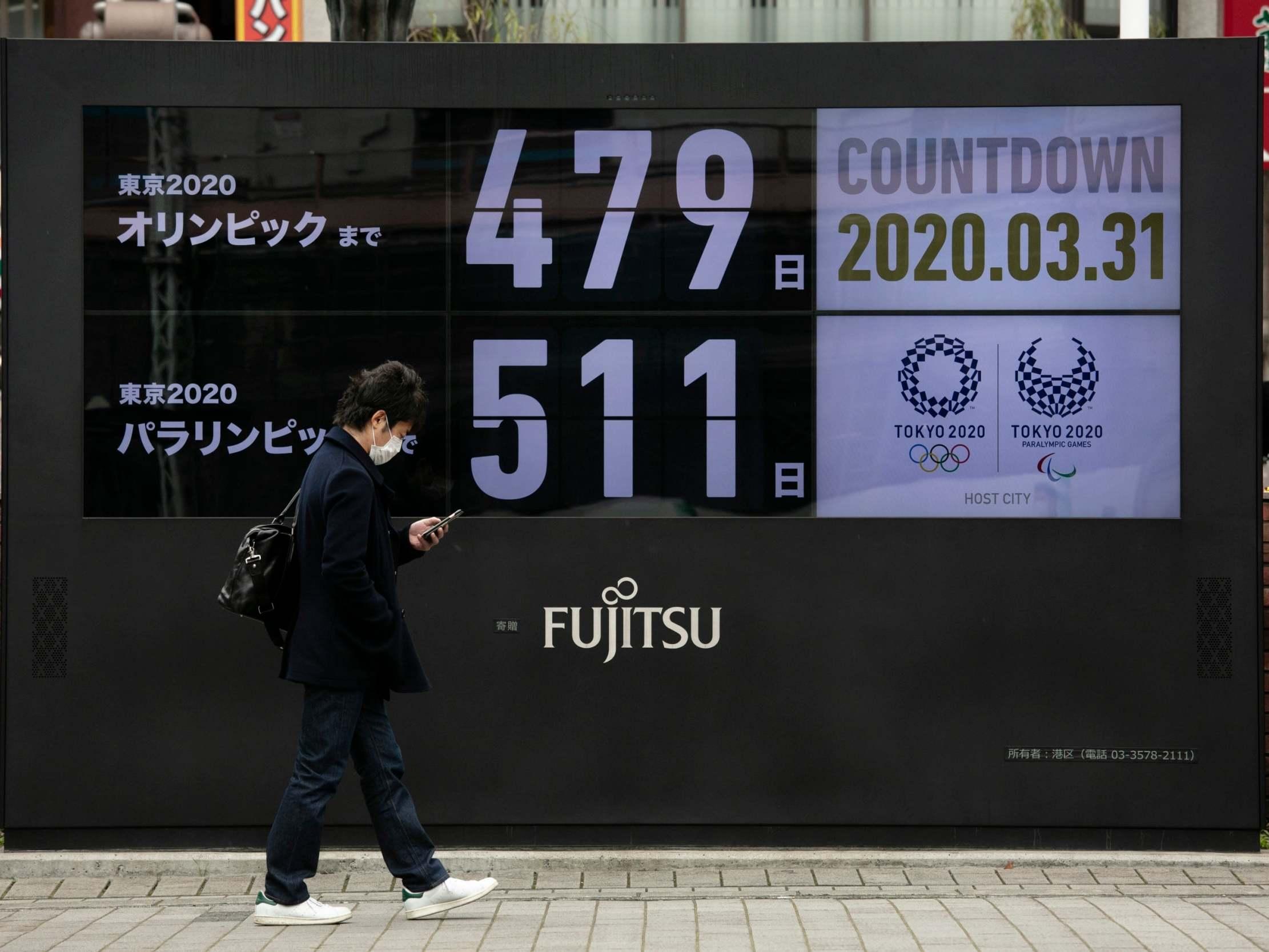 Olympic bosses unprepared for potential second-wave coronavirus crisis