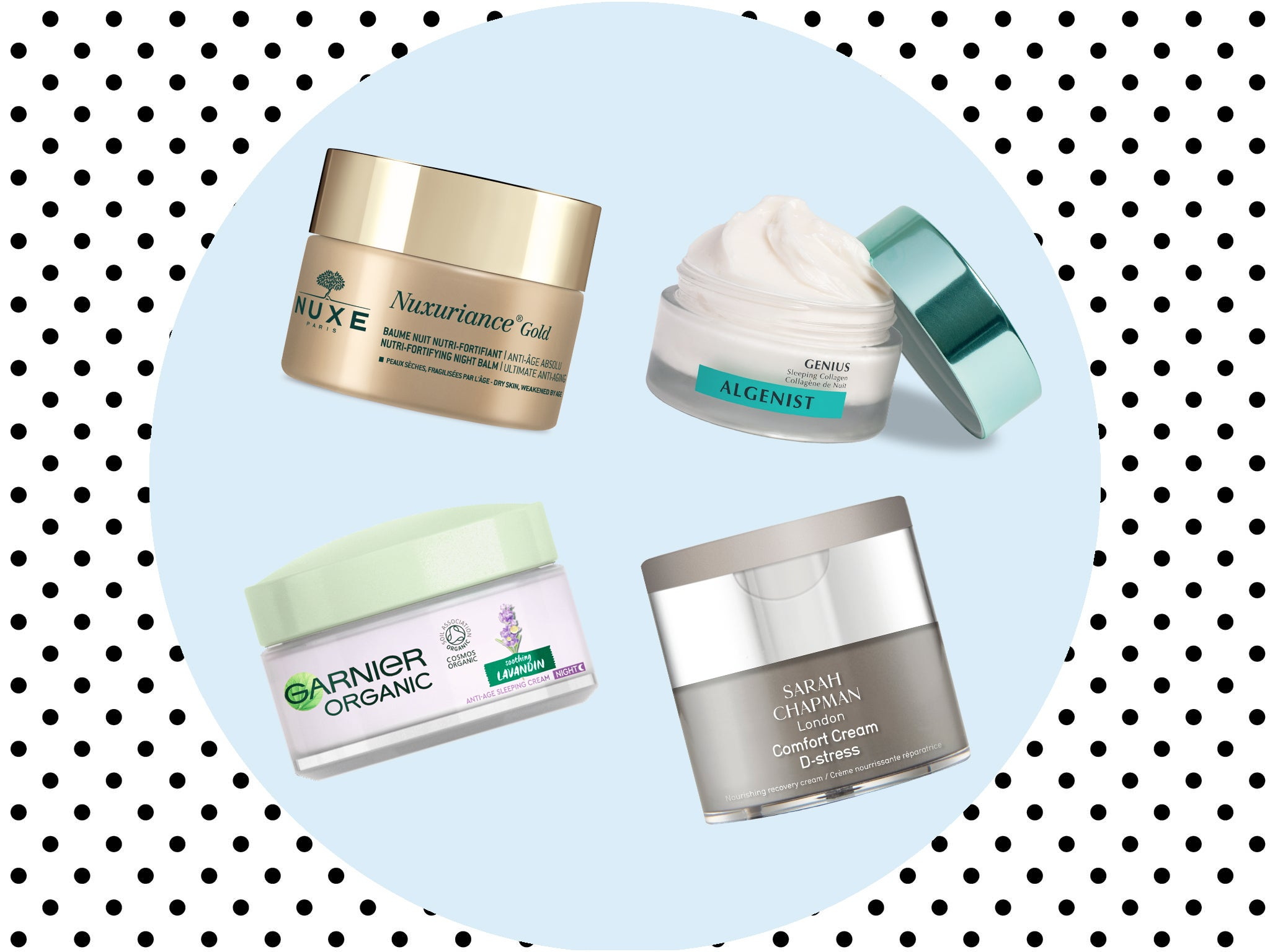 Best Anti Ageing Night Creams To Revive Skin And Tackle Wrinkles While You Sleep Independent
