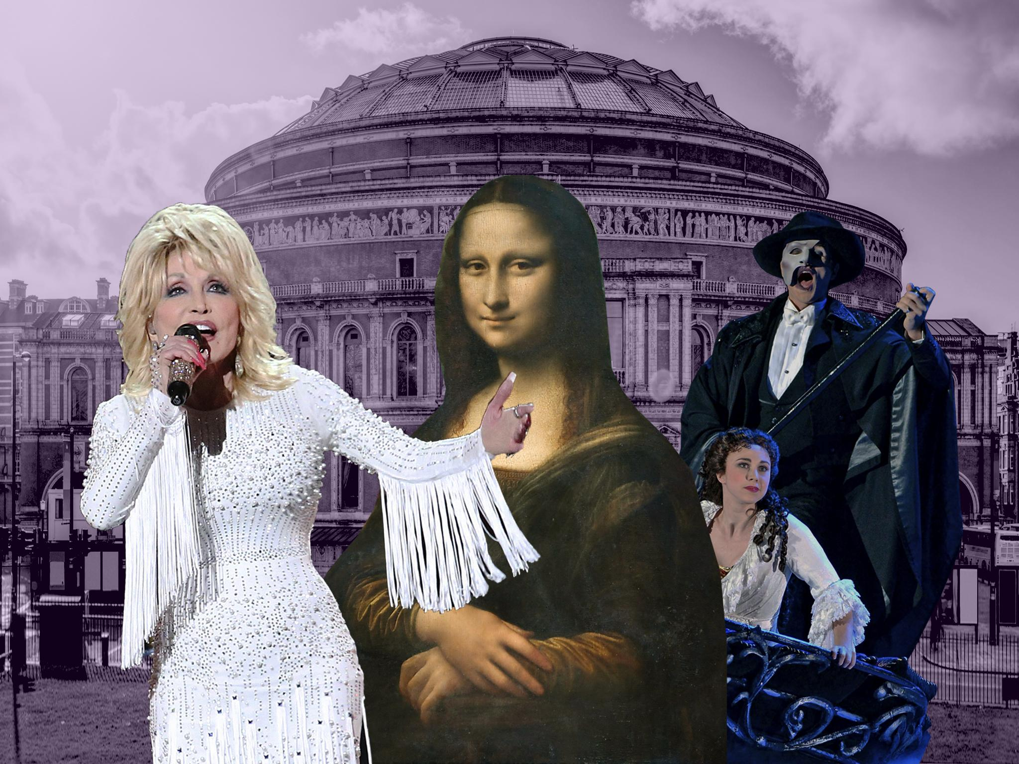 The best live concerts, virtual gallery tours and musical theatre to enjoy from home every weekend