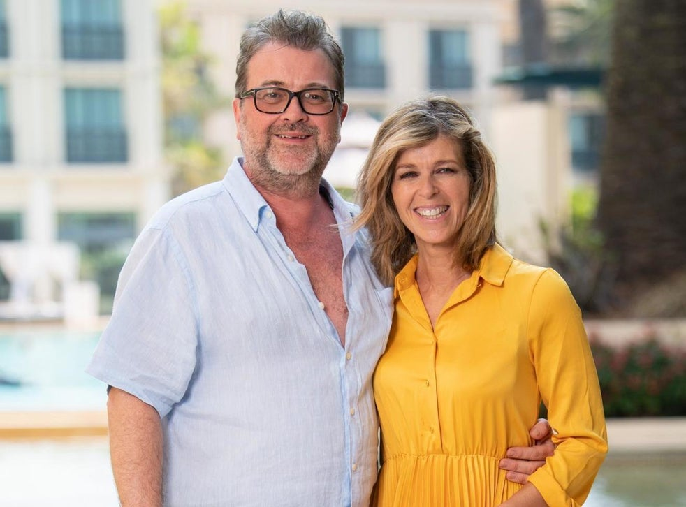 Kate Garraway S Husband Derek Draper In Intensive Care With Coronavirus The Independent The Independent