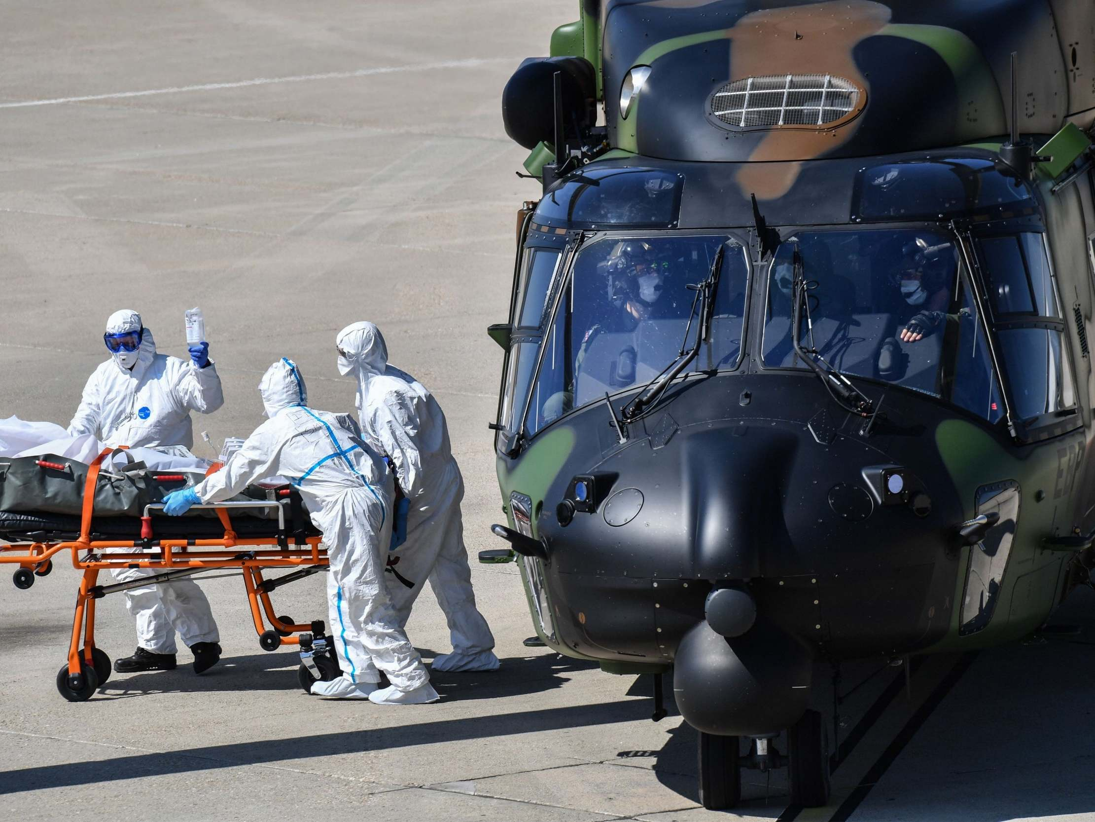Opinion: Why this pandemic should be the war to end all wars