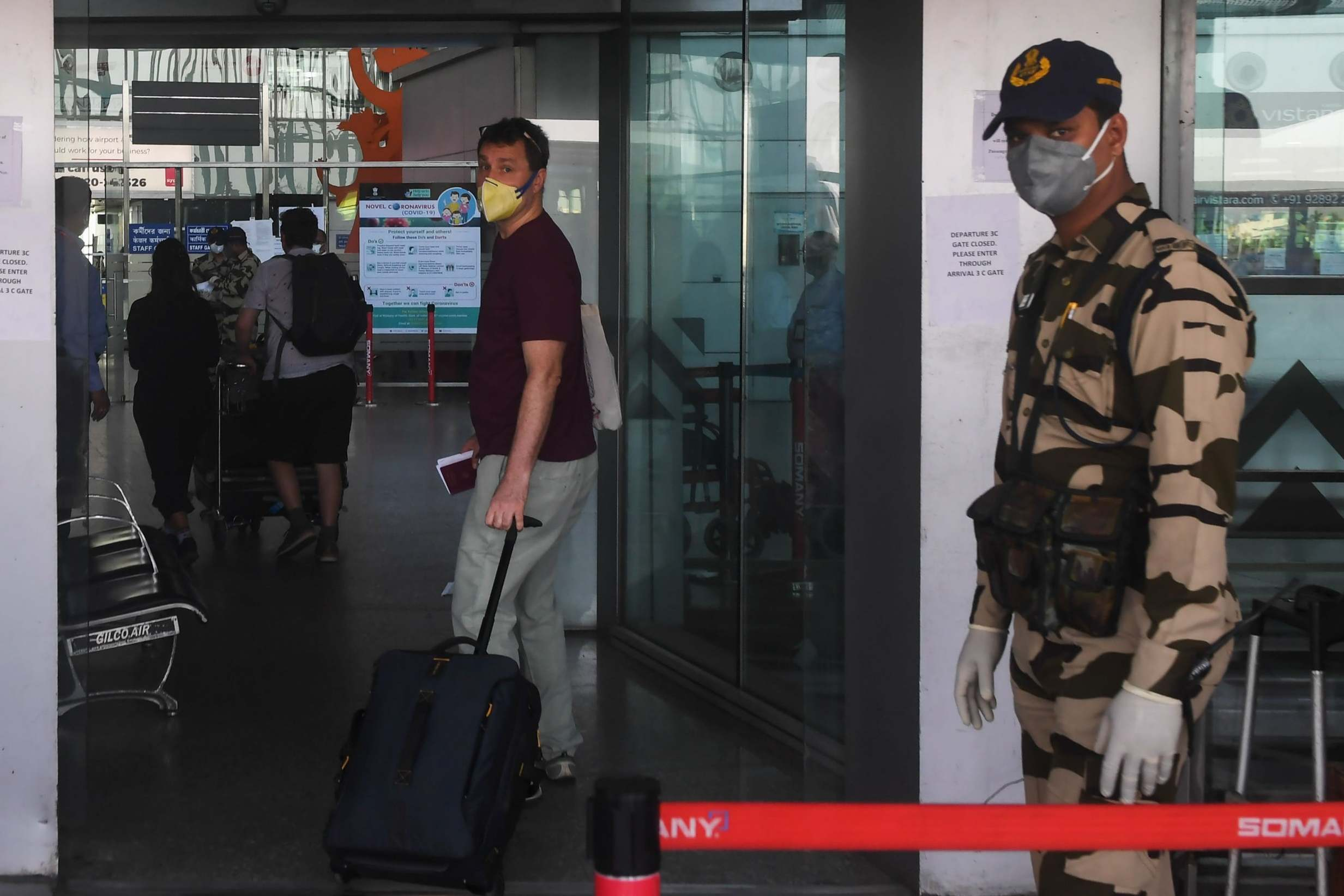 UK citizens under lockdown in India demand more rescue flights and lower fares