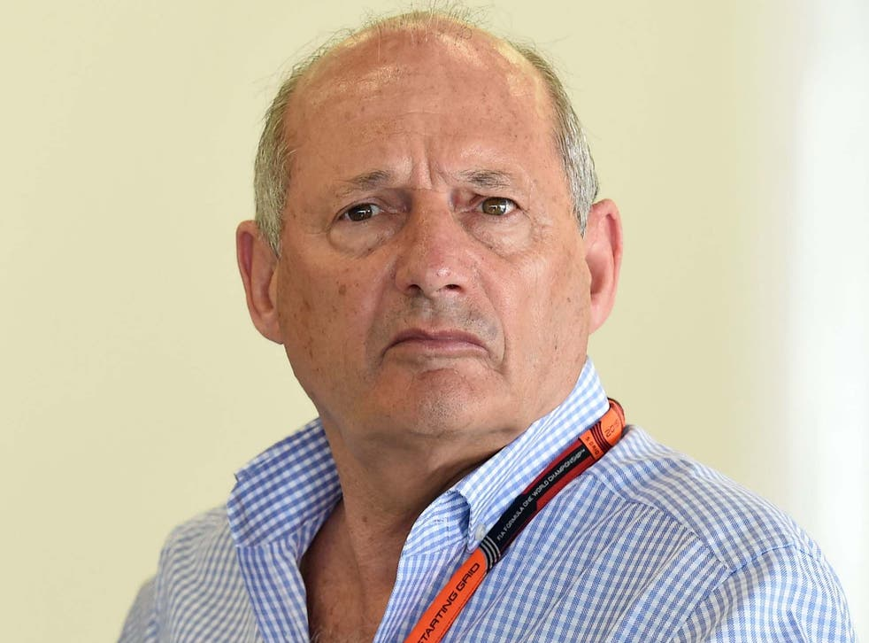 Former McLaren team boss Ron Dennis is providing one million free meals for NHS workers