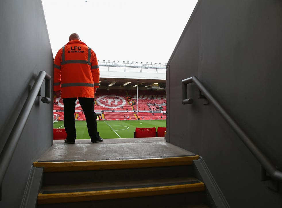 Liverpool were criticised for their initial decision to place some non-playing staff on temporary leave