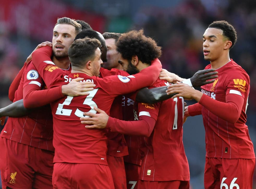 Liverpool were on the brink of first league title in 30 years