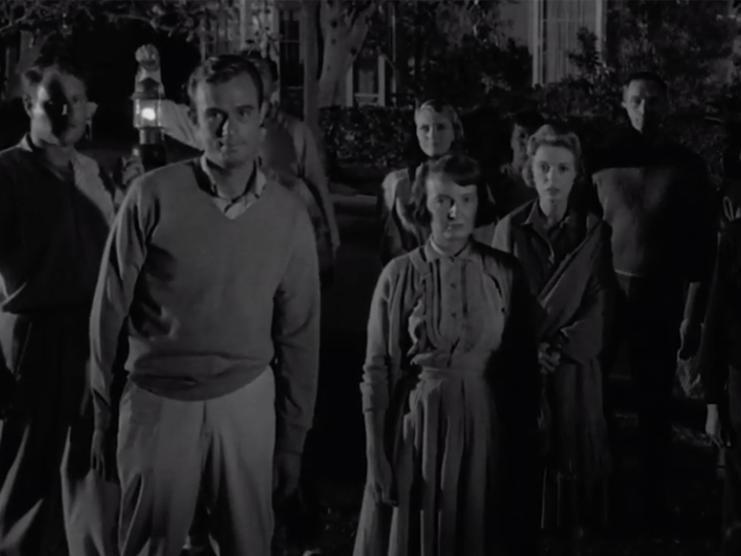 Twilight Zone episode eerily mirrors life in coronavirus quarantine