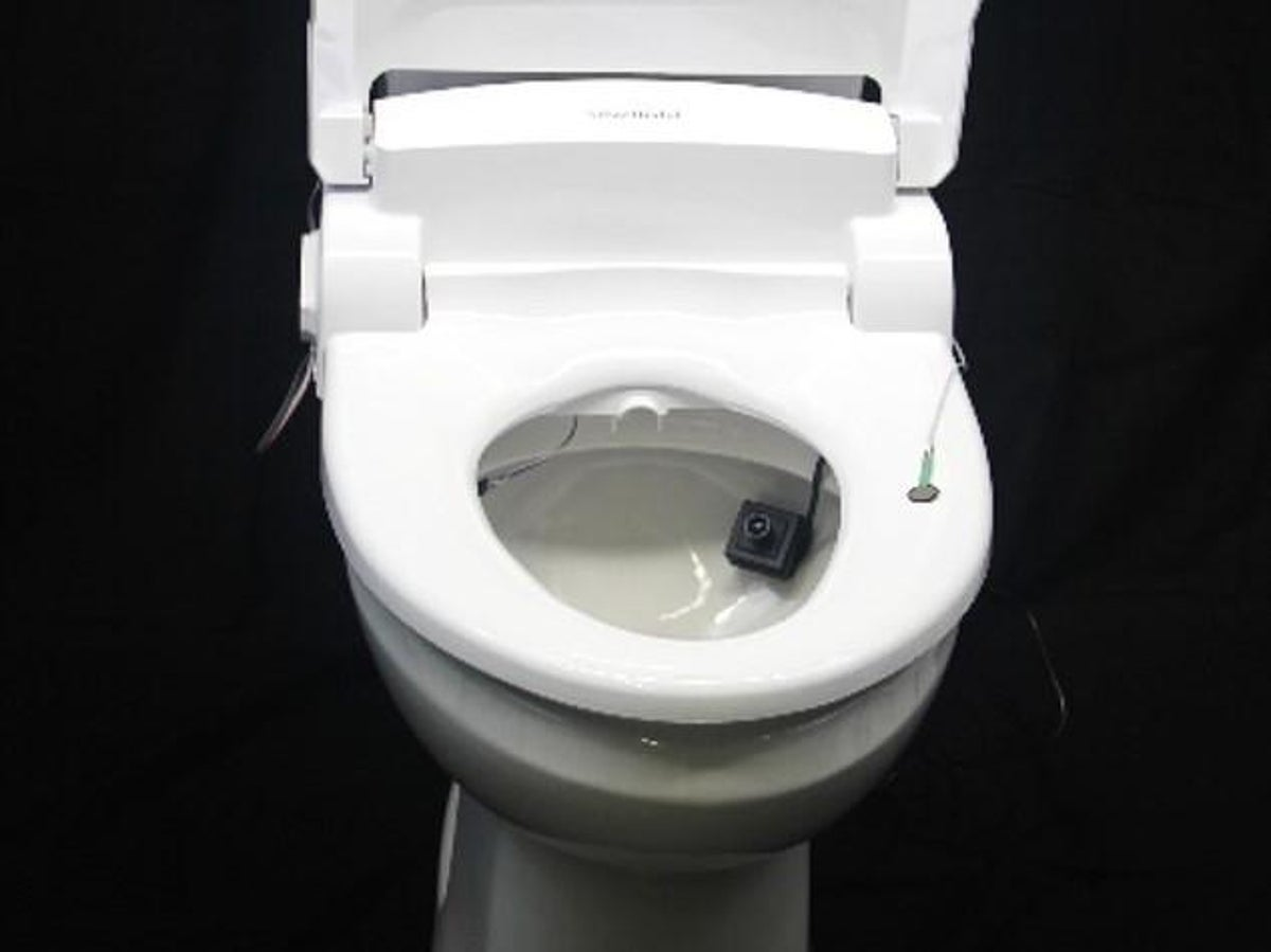 Smart Toilet Uses Artificial Intelligence Camera To Detect Health Conditions And Anal Print The Independent The Independent