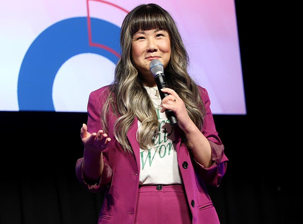 Jenny Yang on 10 February 2020 in Los Angeles, California.