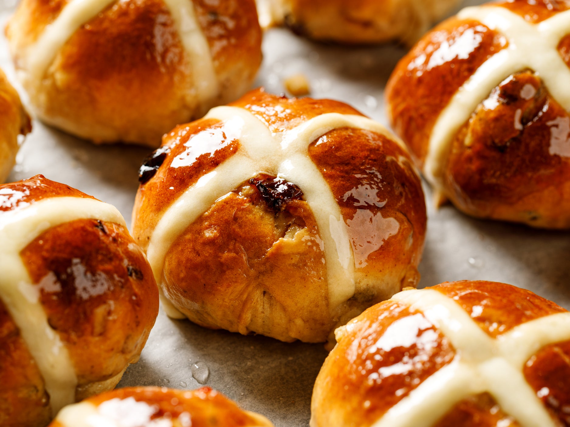 Dog owners warned not to let pets eat hot cross buns due to 'toxic effects of raisins'