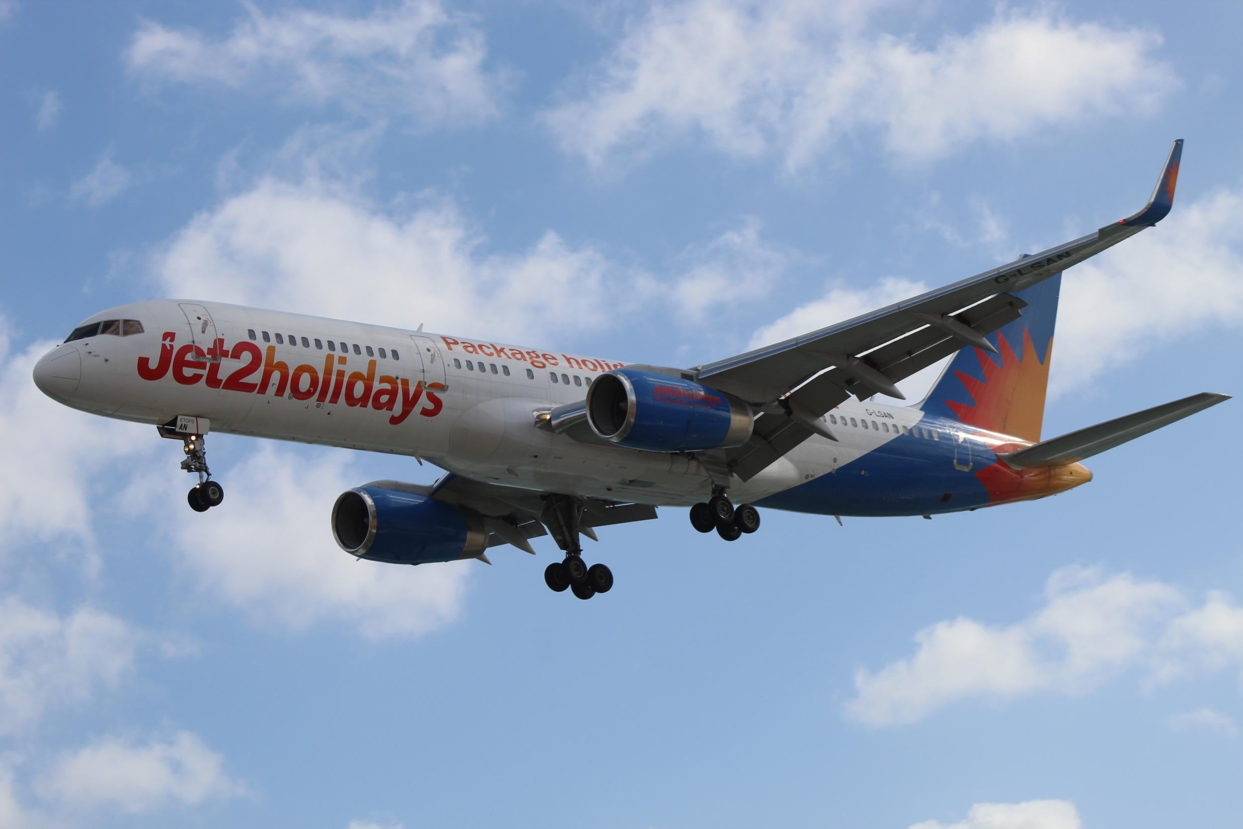 Jet2 cancels all flights and holidays up to mid-June