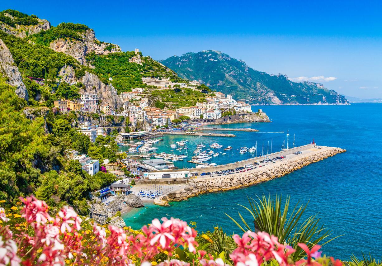 Hotels on Italy's Amalfi coast are selling holidays to beat coronavirus