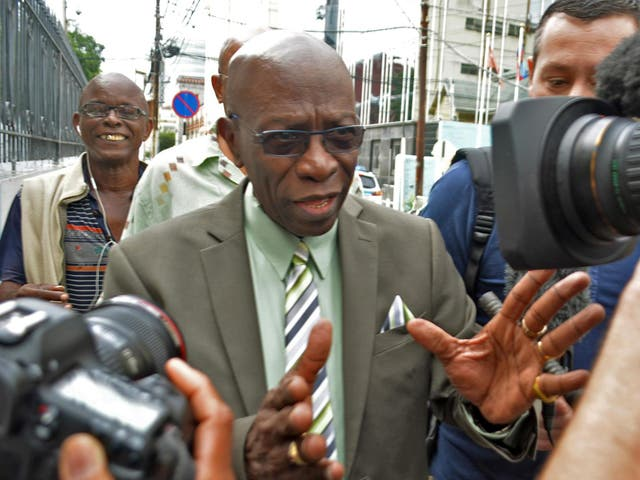 The indictment said former FIFA official Jack Warner received $5m in bribes to vote for Russia