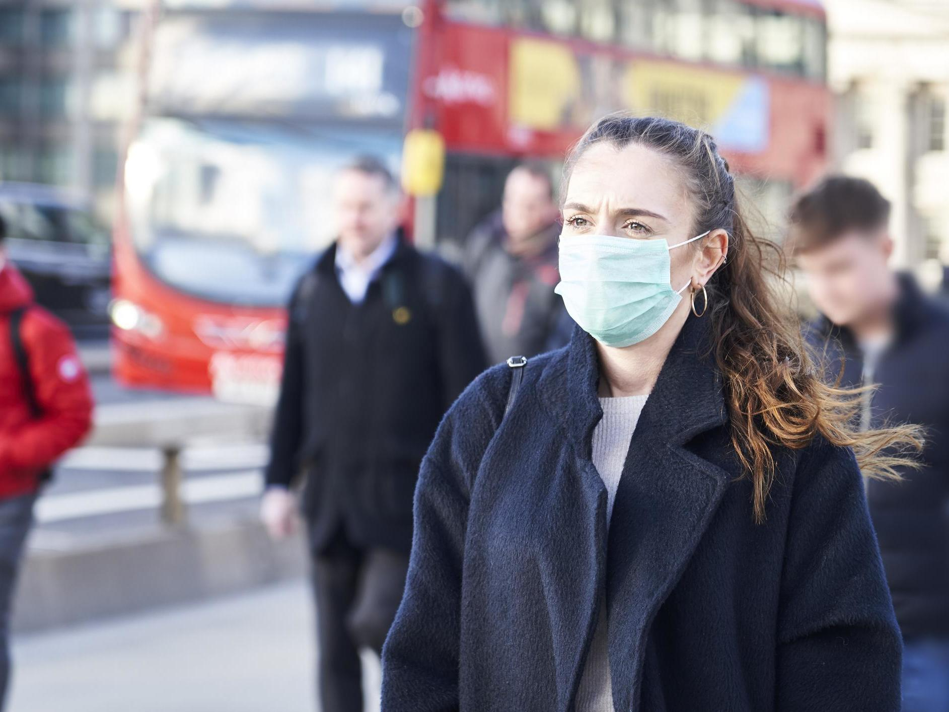 Coronavirus: Face masks not enough to protect healthy people from contracting infection, says WHO