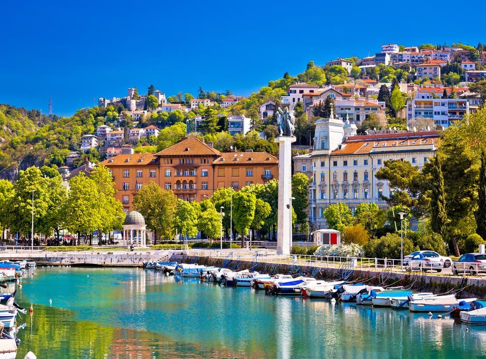 Rijeka is a European Capital of Culture 2020