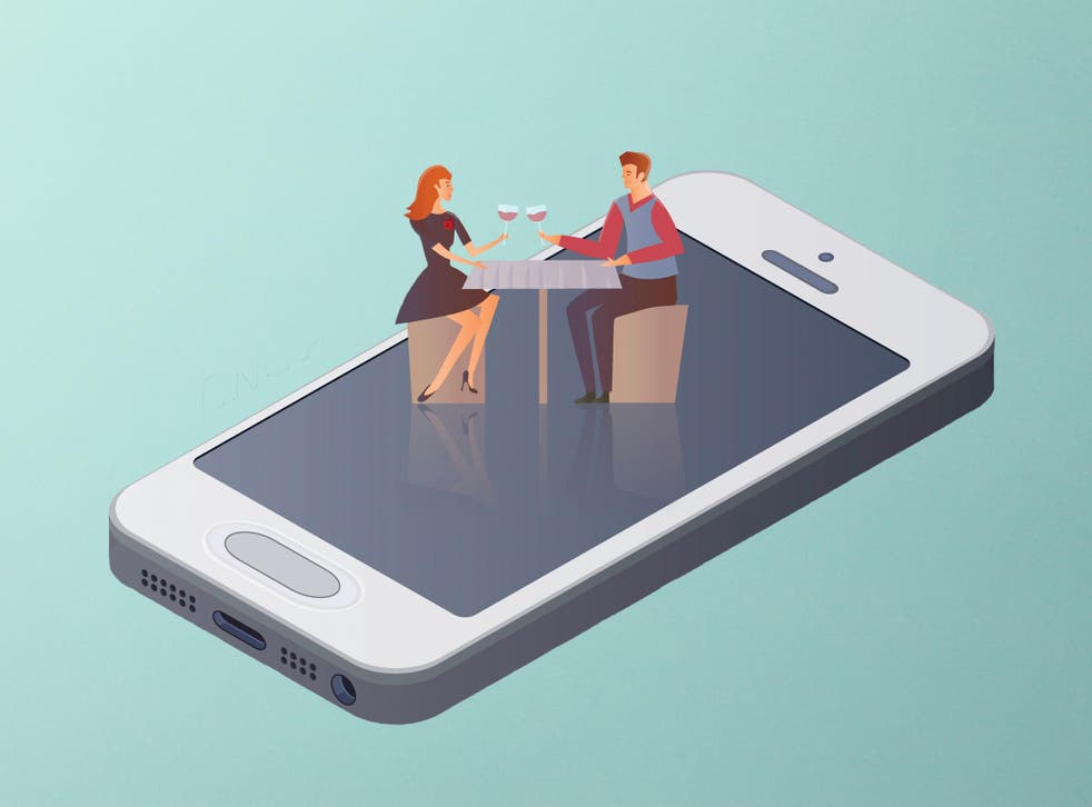 <p>Dating apps have experienced a boom during the coronavirus pandemic</p>