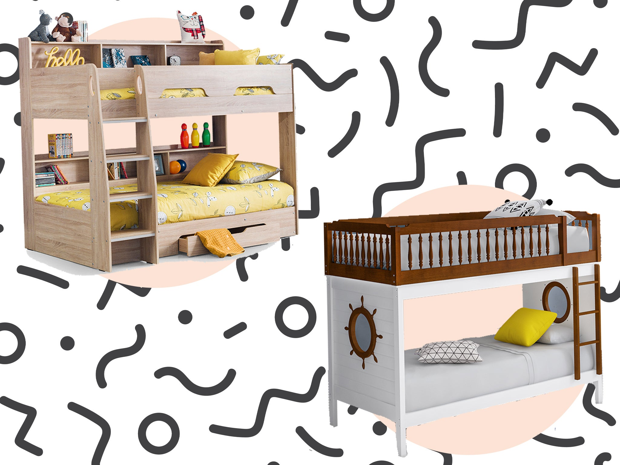Picture of: Best Kids Bunk Beds That Are Fun And Functional The Independent
