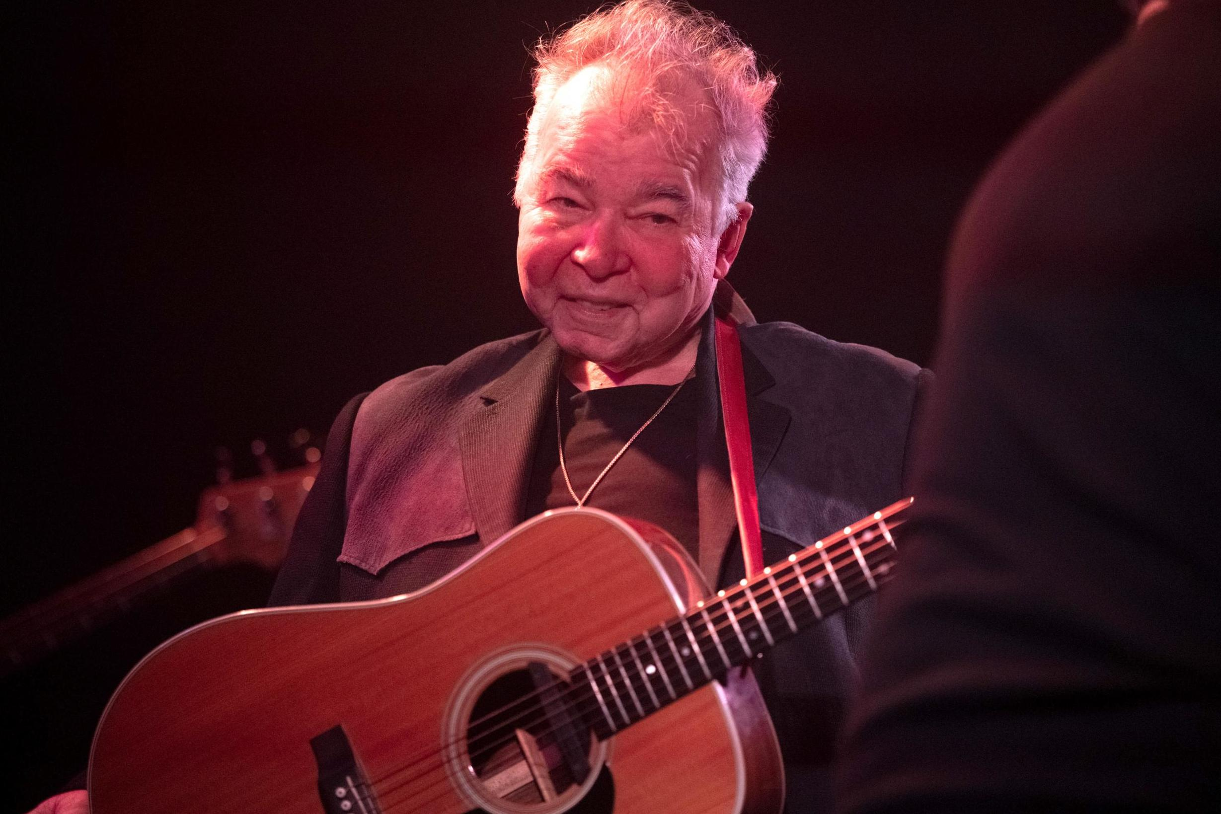 Bruce Springsteen and Carole King lead emotional tributes to John Prine