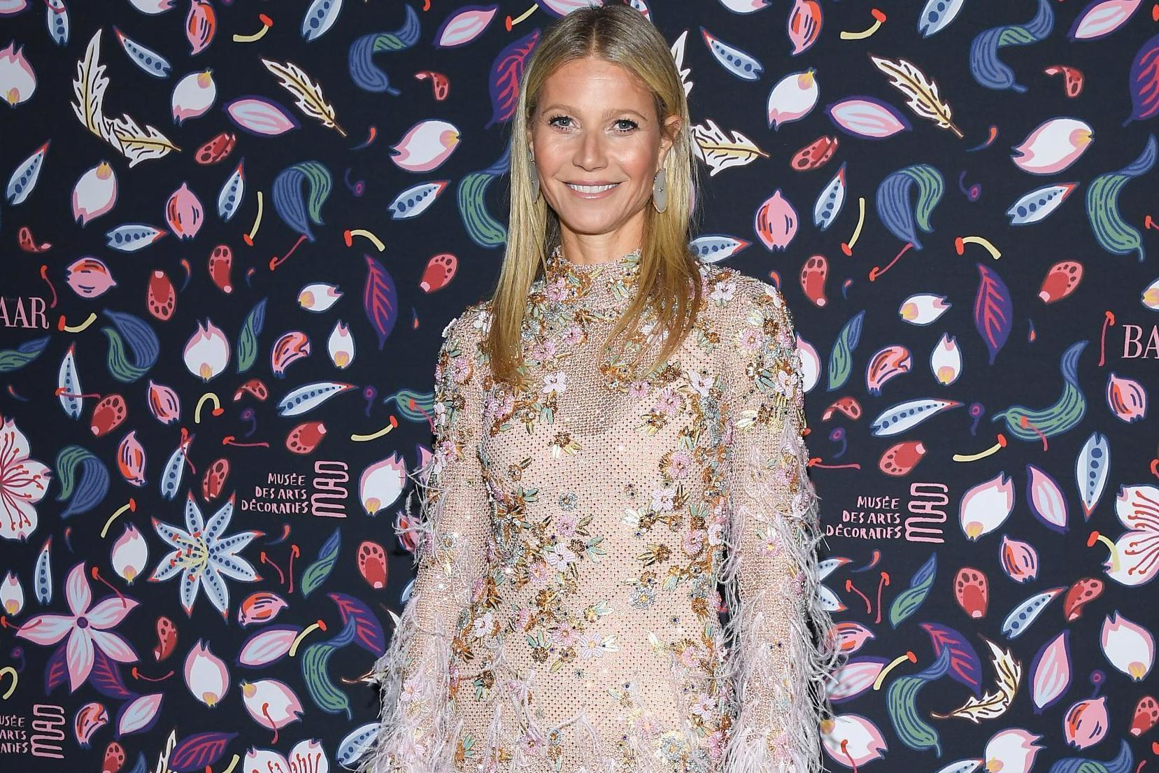 Gwyneth Paltrow explains how father's cancer battle led to Goop launch