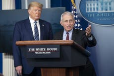 Fauci: US 'could have saved lives' with earlier action on coronavirus