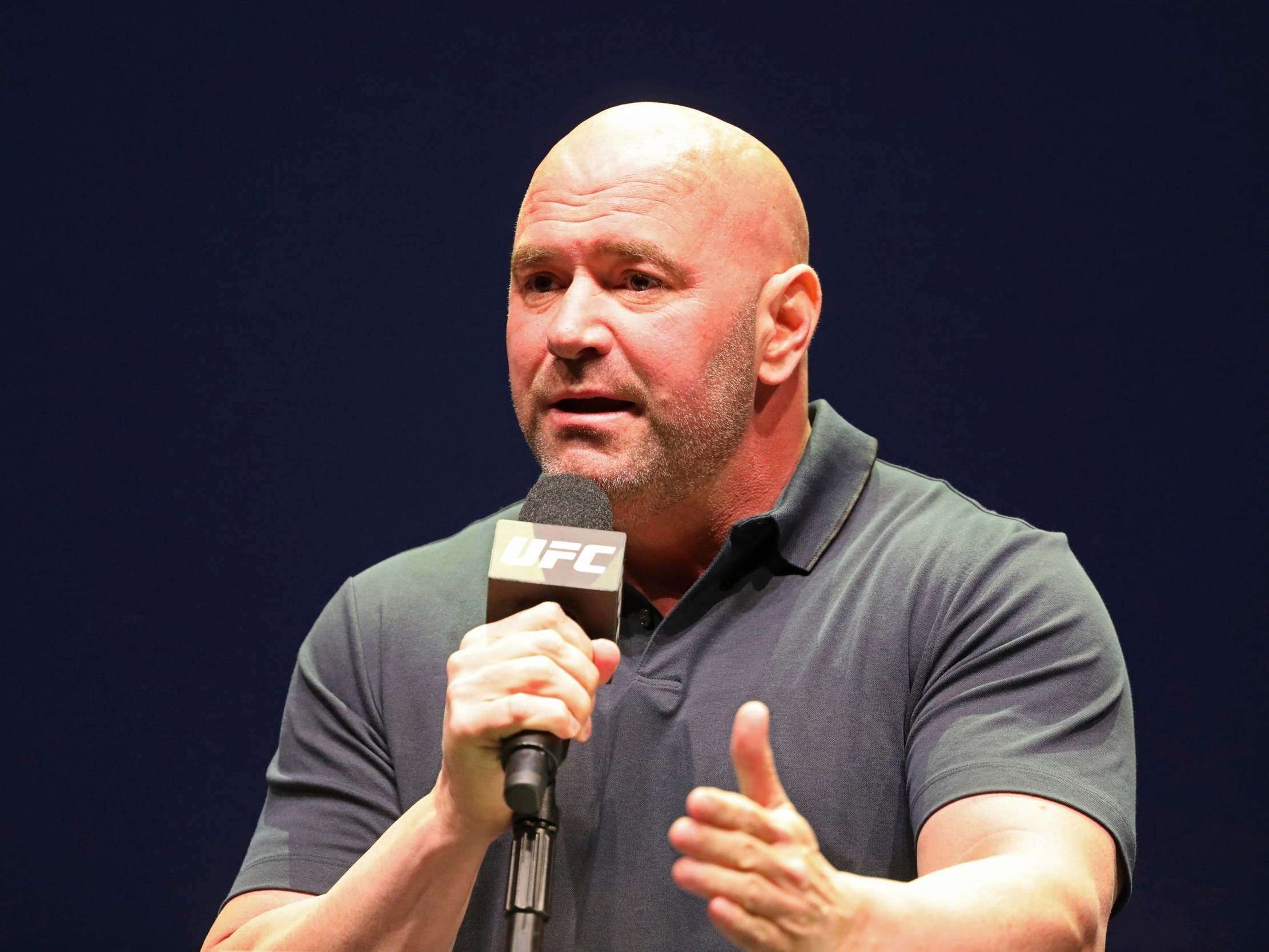 UFC 249 cancelled after ESPN and Disney force Dana White into U-turn after phone calls 'from highest level' - The Independent