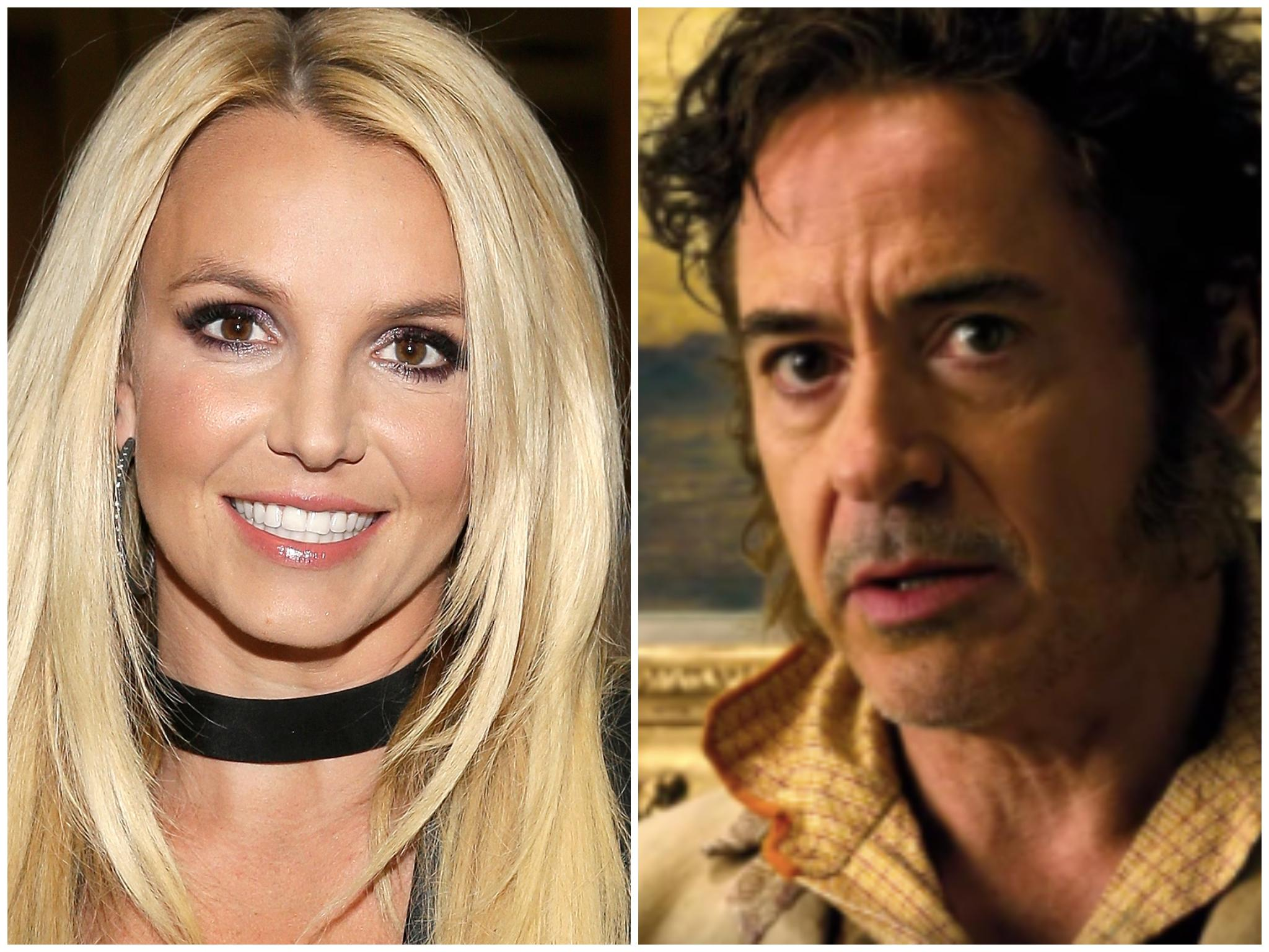 Britney Spears praised as 'queen of cinema' for sincere review of Dolittle