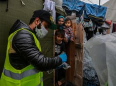 Refugee camps and the coronavirus catastrophe waiting to happen