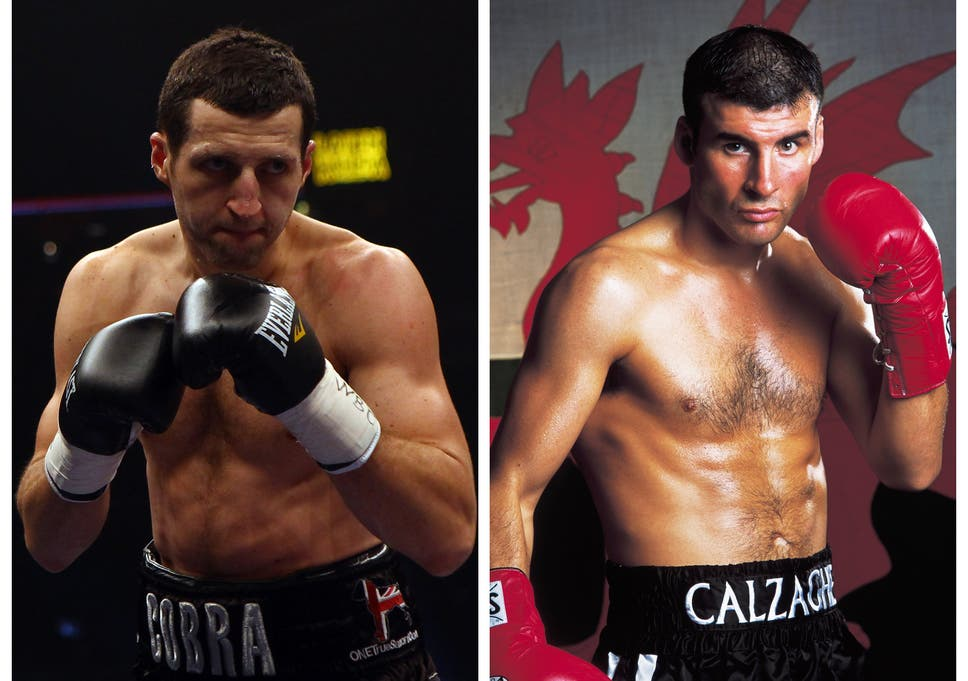 Carl Froch wants to come out of retirement to fight Joe Calzaghe ...