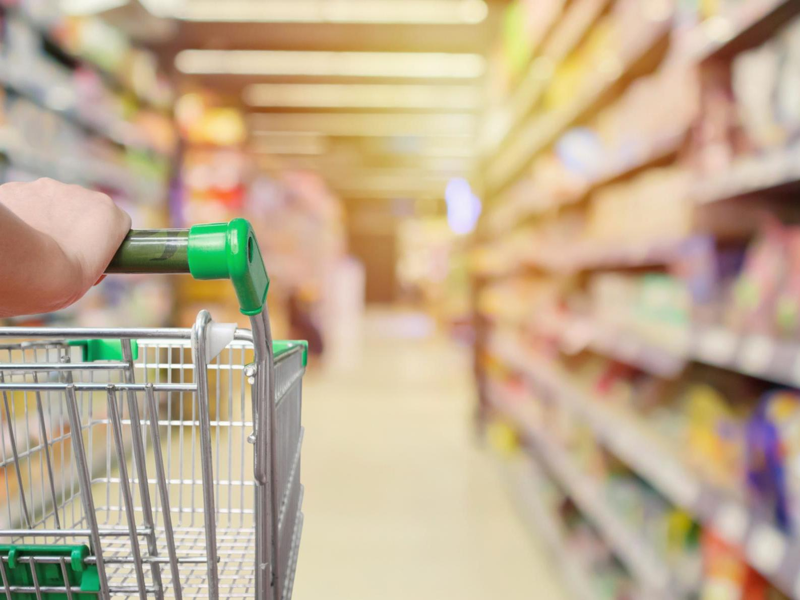 Household spending falling during lockdown but groceries, alcohol and hobby sectors boosted by 'isolation economy'