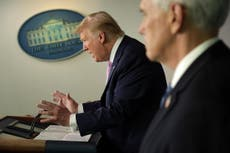 Trump administration launches attack on government media group Voice of America