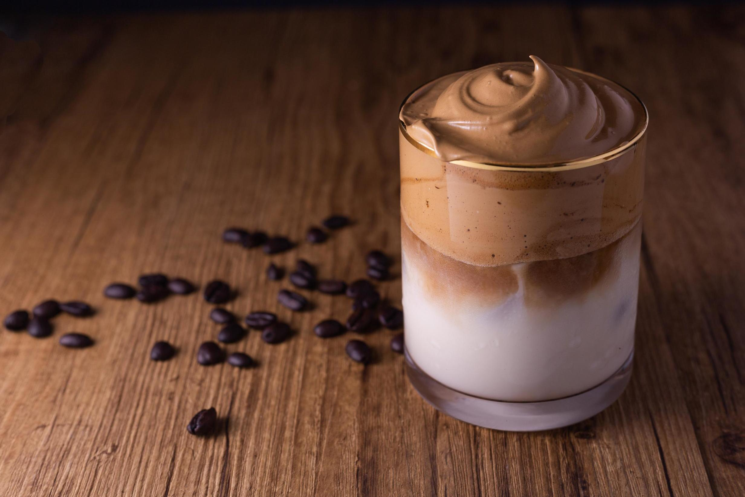 Dalgona coffee: How to make the trendy whipped caffeinated beverage | The Independent
