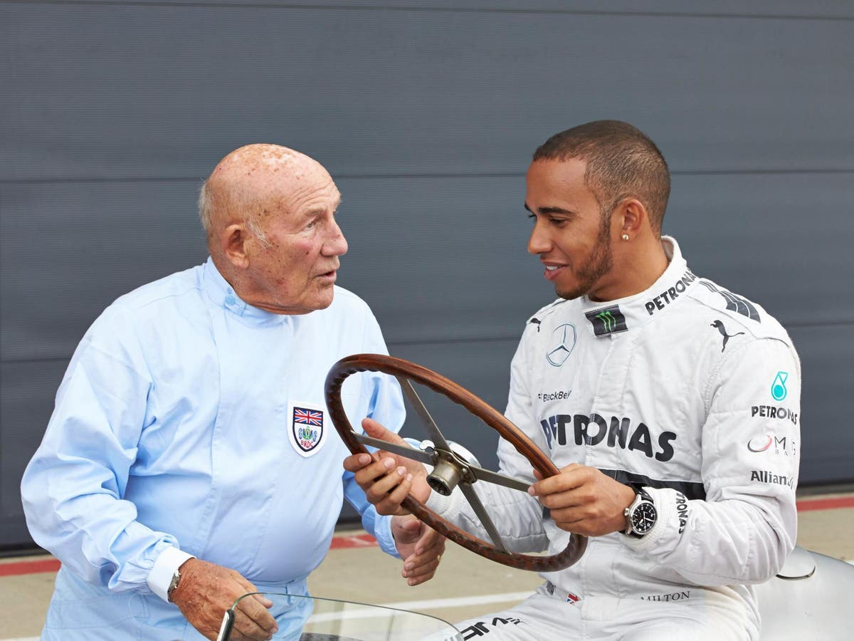 Tributes pour in for British racing legend Sir Stirling Moss