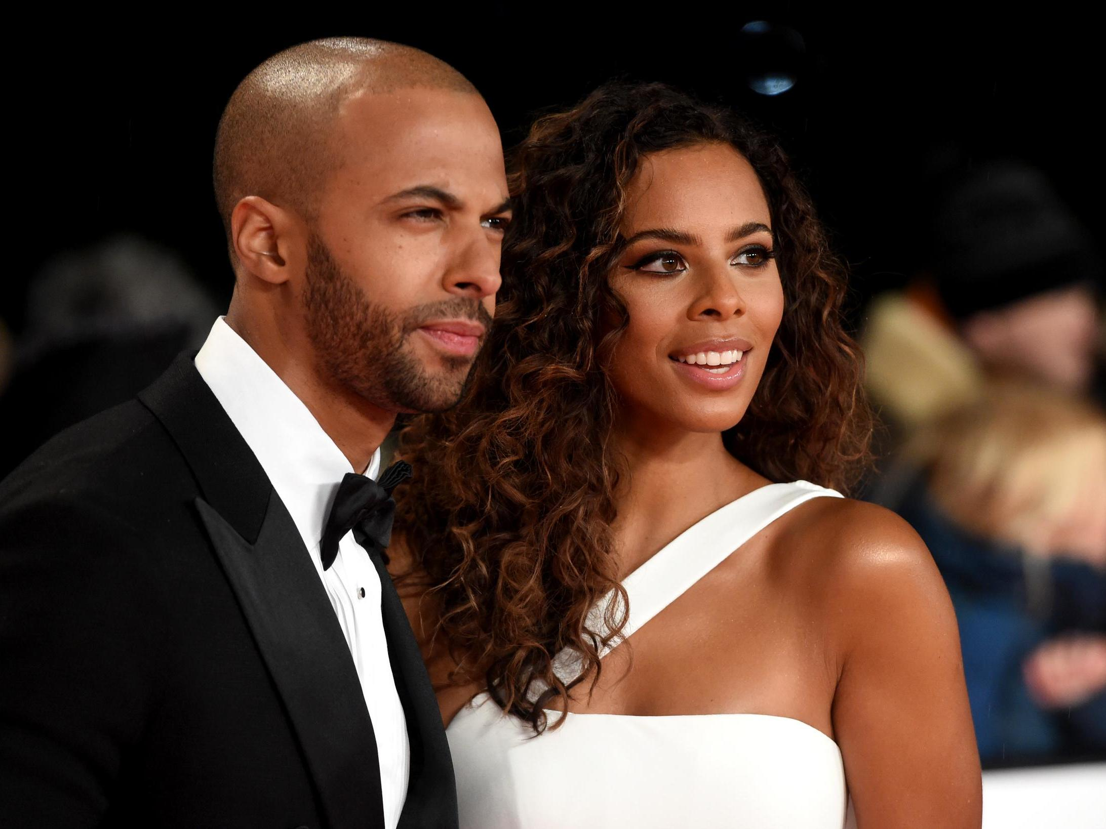 Rochelle Humes Announces She Is Pregnant With Third Child The Independent The Independent