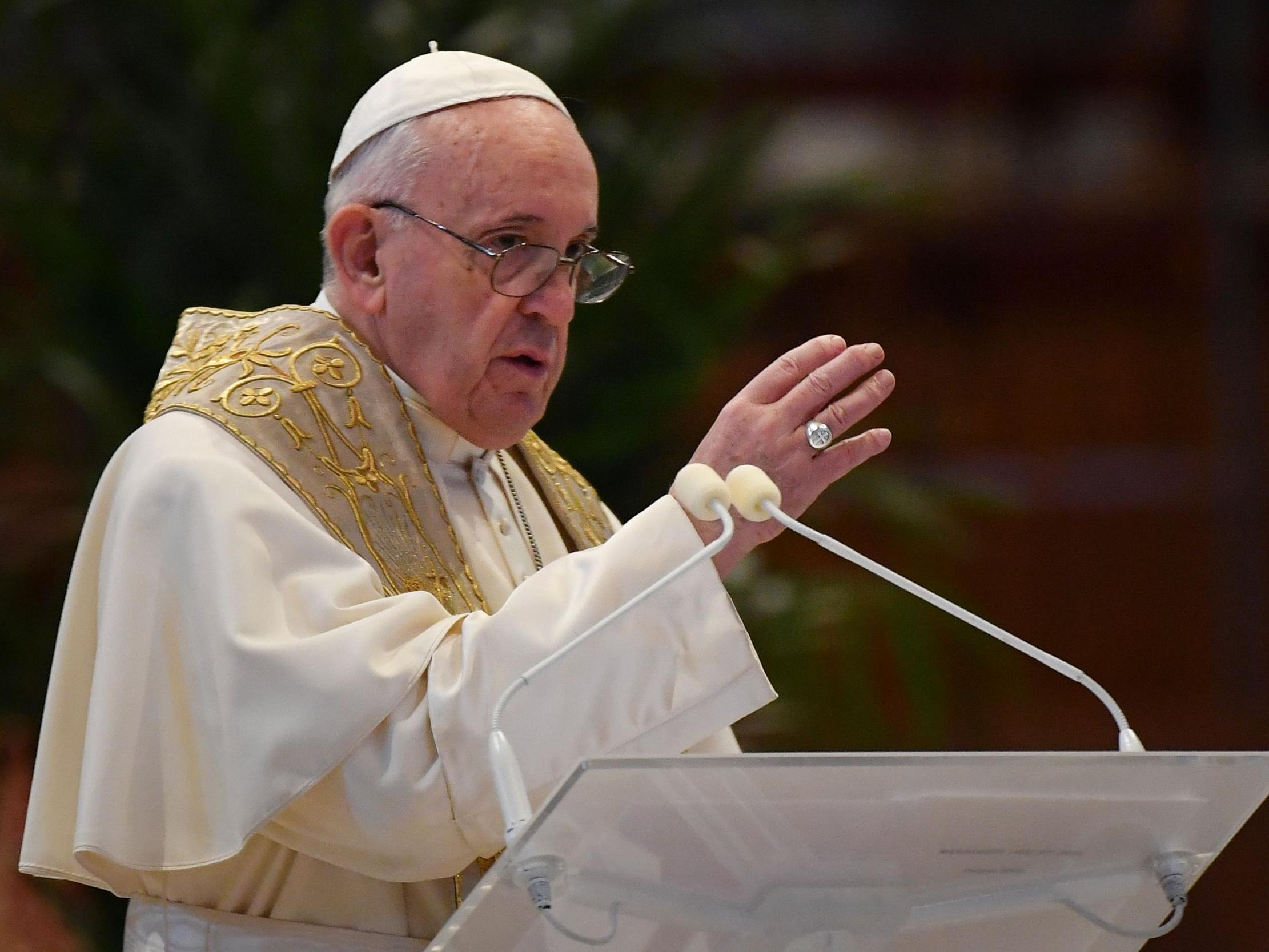 Pope Francis Latest News Breaking Stories And Comment The